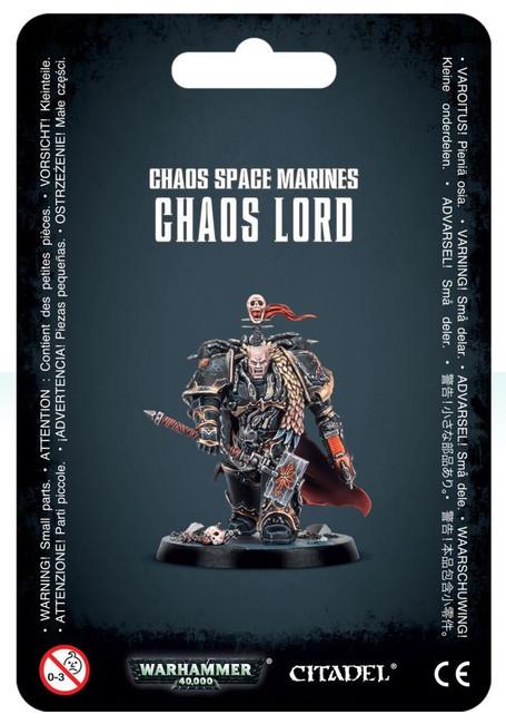 Chaos Lord - Space Marine, Warhammer 40,000 Citadel, 40k