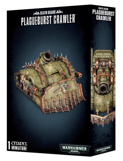 Death Guard Plagueburst Crawler, 1 Citadel Minatures, Warhammer 40,000