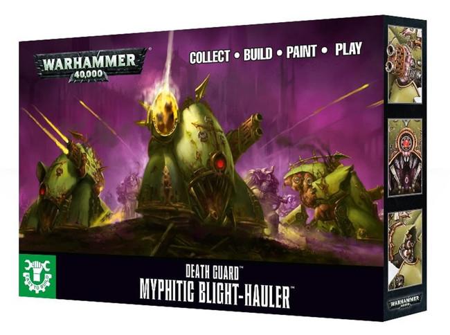 Death Guard Myphitic Blight-Hauler, 1 Citadel Minatures, Warhammer 40,000