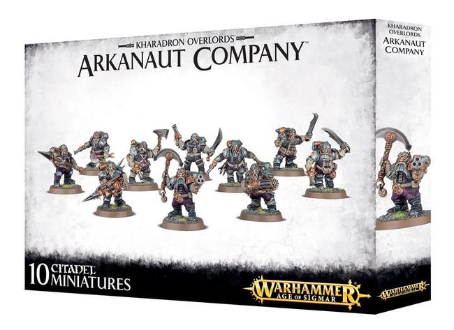 Kharadron Overlords Arkanaut Company, Warhammer 40,000 Age of Sigmar, 40k