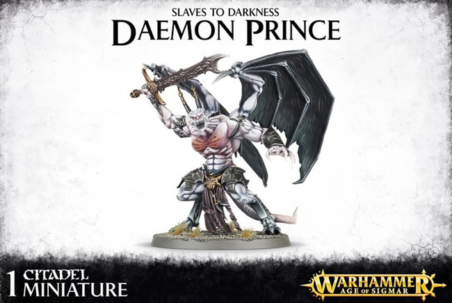 Daemon Prince, Warhammer 40,000, Games Workshop