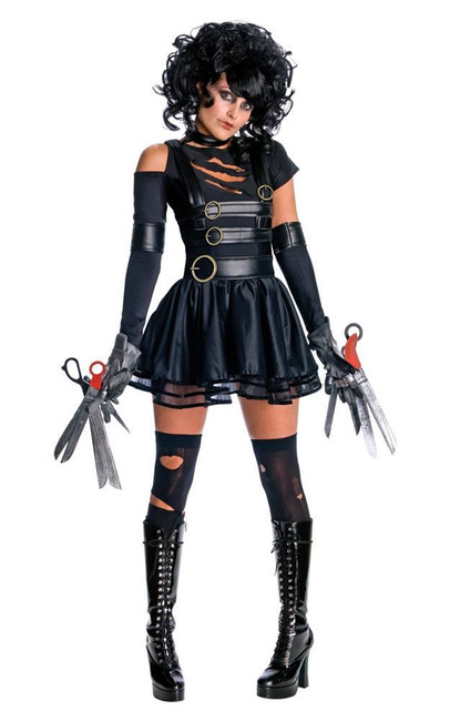 Miss Scissorhands Secret Wishes Costume, Fancy Dress, XS, US Size