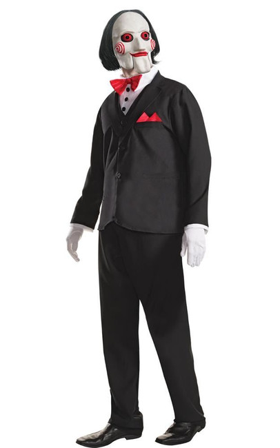 Billy (Saw) Costume, Fancy Dress, STD, US Size