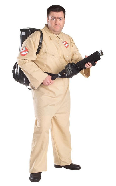 Ghostbuster, Costume, Fancy Dress