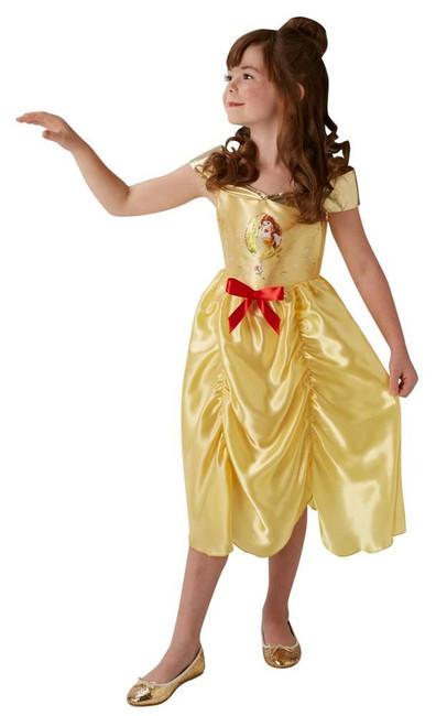Fairytale Belle Costume, Fancy Dress, Large, UK Size, Childrens