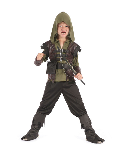 Hunter Boy,  Robin Hood, Small