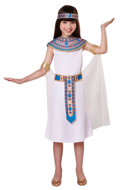 Egyptian Girl, Medium