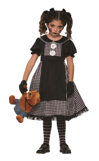 Dark Rag Doll, Small
