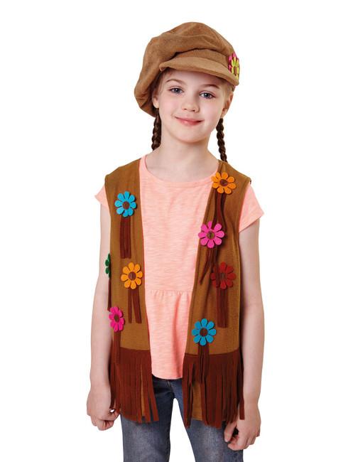 Hippy Girl Waistcoat, Small