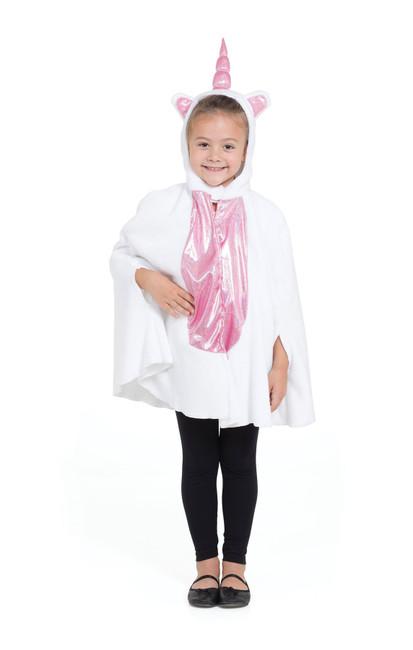Unicorn Hoodie Childs Costume