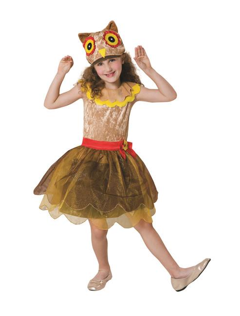 Owl Girl, Large