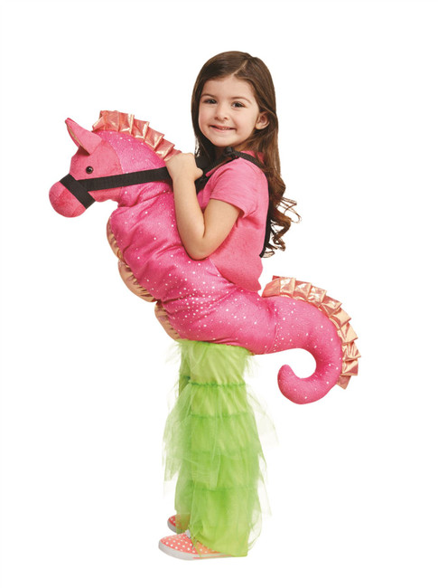 Step In Seahorse (5-7 Yrs)