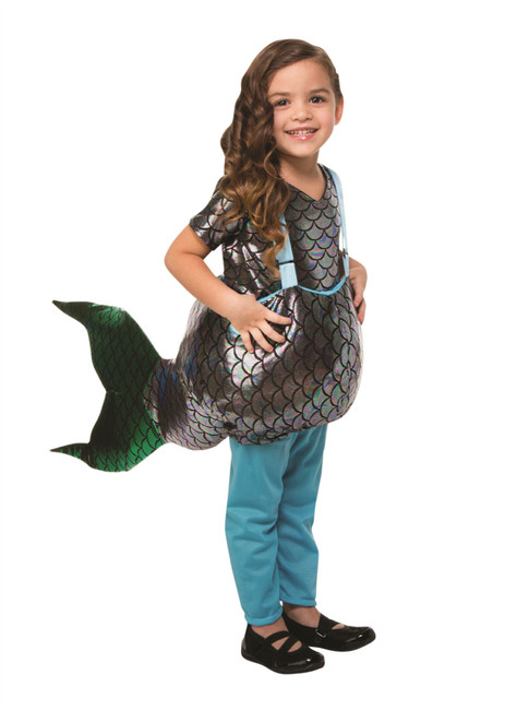 Step In Mermaid (3-4 Yrs)