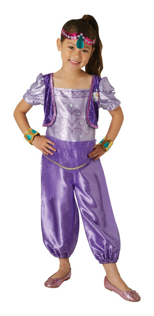 Shimmer Costume, Fancy Dress, Medium, UK Size, Childrens