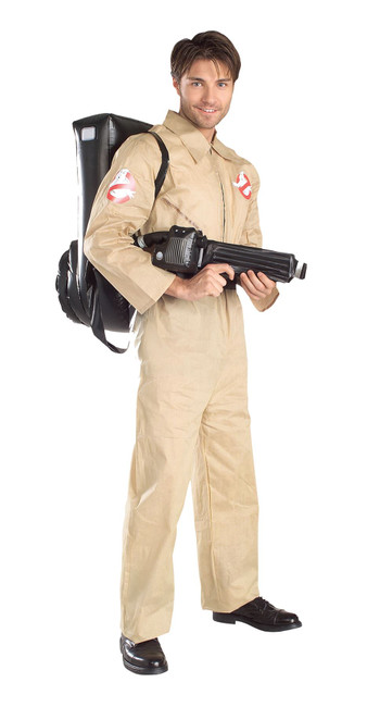 Ghostbusters (adult) costume, Costume, Fancy Dress