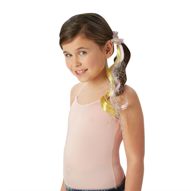 Fluttershy Hair Switch Costume, Fancy Dress, One Size, Childrens