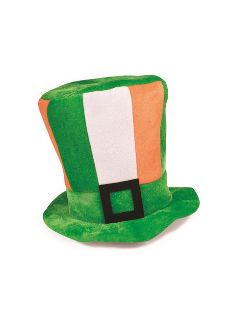 St Patricks Flag Hat