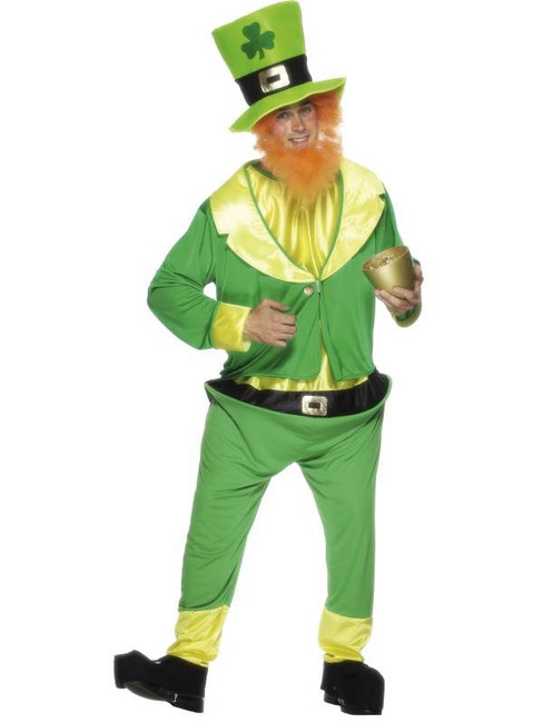 Leprechaun Costume, One Size