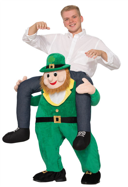 Piggy Back Leprechaun##