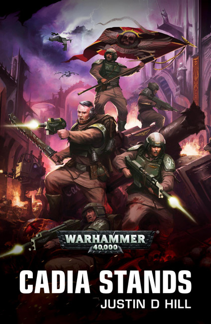 Cadia Stands (Paperback), Warhammer 40,000, 40k, Black Library