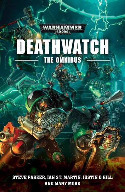 Deathwatch: The Omnibus (Paperback), Warhammer Black Library