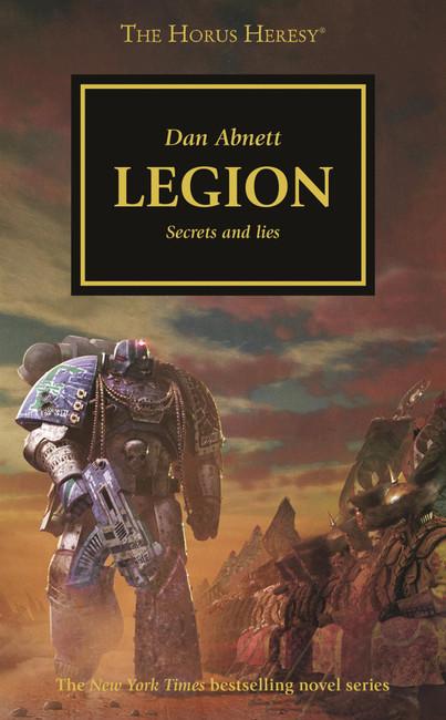 Horus Heresy: Legion (Paperback), Warhammer 40,000, 40k, Black Library