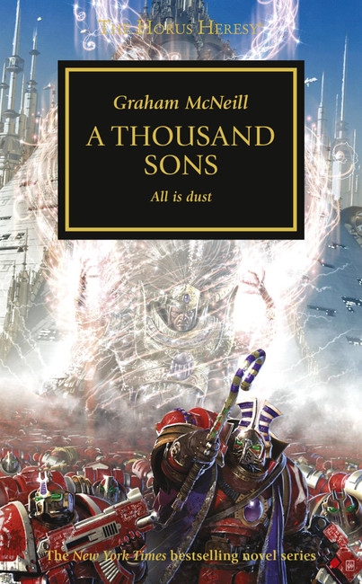Horus Heresy: A Thousand Sons (Paperback), Warhammer 40,000, Black Library
