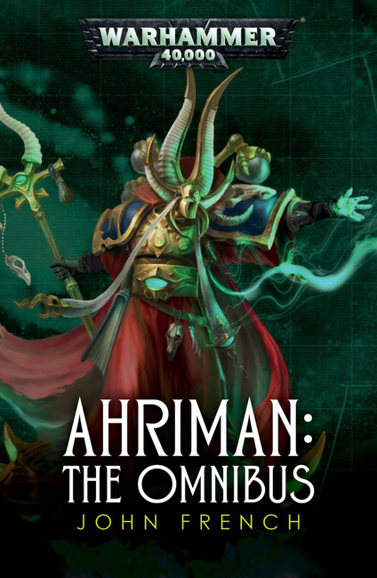 Ahriman: The Omnibus (Paperback), Warhammer 40,000, 40k, Black Library
