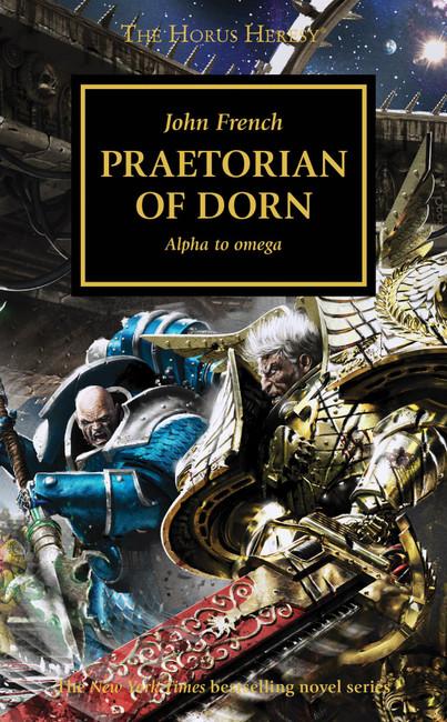 Horus Heresy: Praetorian Of Dorn (Paperback), Warhammer Black Library