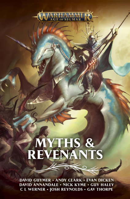 Myths And Revenants (Paperback), Warhammer Black Library