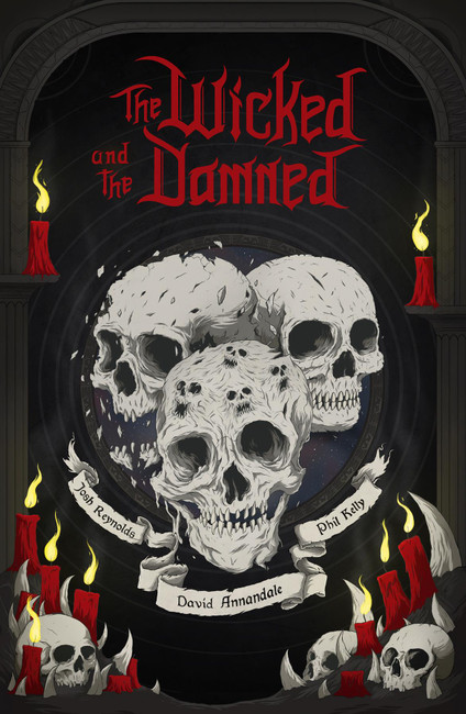 The Wicked And The Damned (Paperback), Warhammer Black Library