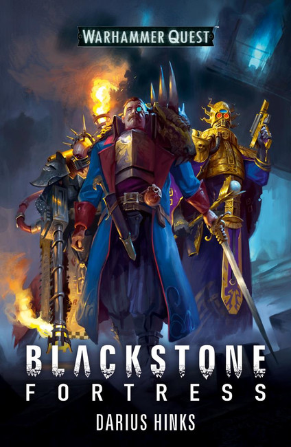 Blackstone Fortress (Paperback), Warhammer Black Library