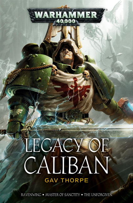 Legacy Of Caliban: The Omnibus (Paperback), Warhammer Black Library