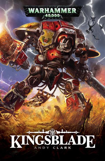 Kingsblade (Paperback), Warhammer 40,000, 40k, Black Library
