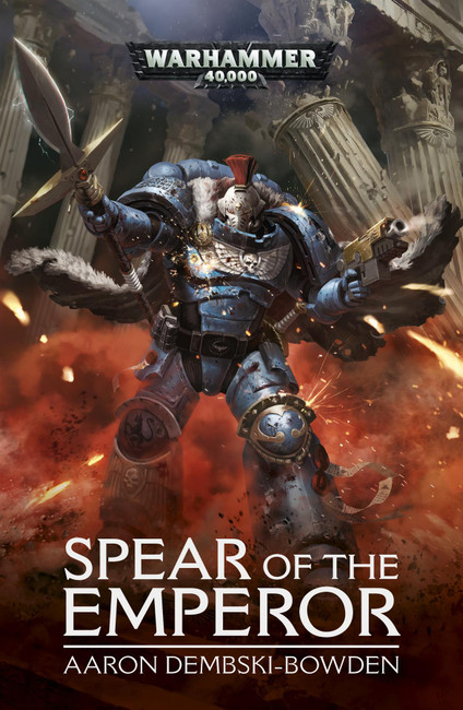 Spear Of The Emperor (Paperback), Warhammer Black Library