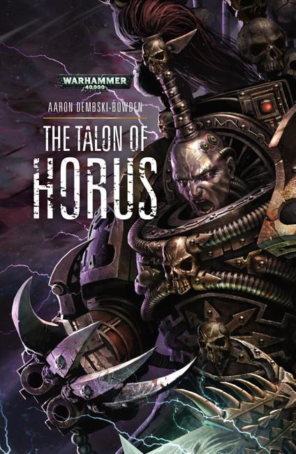 The Talon Of Horus (Paperback), Warhammer 40,000, 40k, Black Library