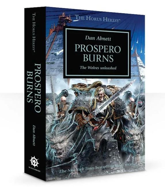 Horus Heresy: Prospero Burns, Warhammer 40,000, 40k, Black Library