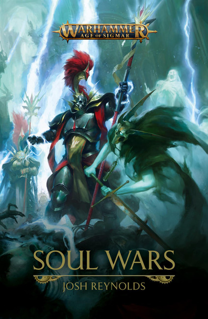 Soul Wars (Paperback), Warhammer Black Library