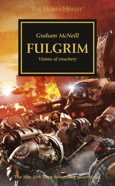 Horus Heresy: Fulgrim (Paperback), Warhammer 40,000, 40k, Black Library