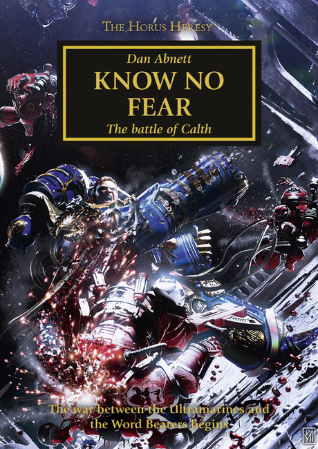 Horus Heresy: Know No Fear (Paperback), Warhammer 40,000, 40k, Black Library