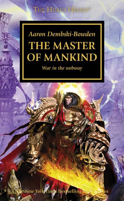 Horus Heresy: The Master Of Mankind, Warhammer 40,000, 40k, Black Library