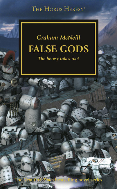 Horus Heresy: False Gods, Warhammer 40,000, 40k, Black Library