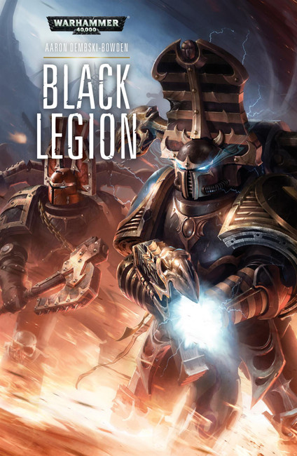 Black Legion (Paperback), Warhammer 40,000, 40k, Black Library