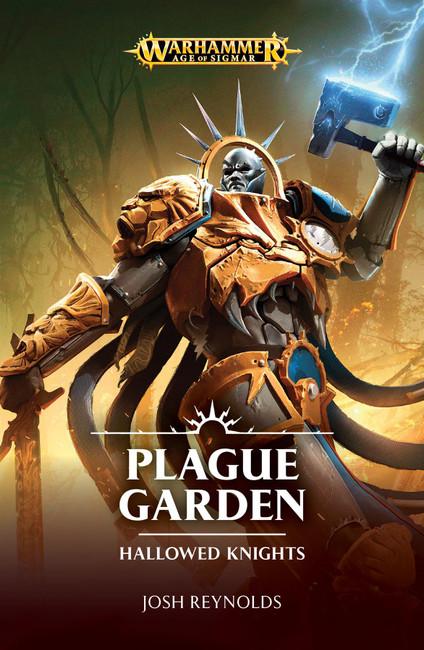 Age Of Sigmar: Plague Garden (Paperback), Warhammer 40,000, Black Library
