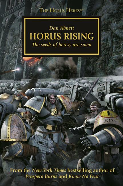 Horus Heresy: Horus Rising, Warhammer 40,000, 40k, Black Library