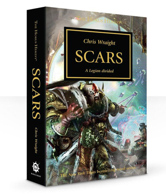 Horus Heresy: Scars, Warhammer 40,000, 40k, Black Library