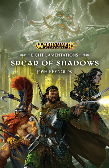 Eight Lamentations: Spear Of Shadows (Paperback), Warhammer Black Library