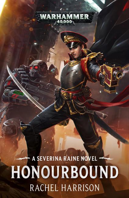 Honourbound (Paperback), Warhammer Black Library