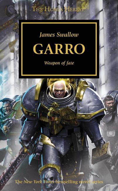 Horus Heresy: Garro (Paperback), Warhammer 40,000, 40k, Black Library