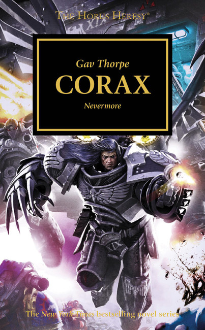 Horus Heresy: Corax (Paperback), Warhammer Black Library